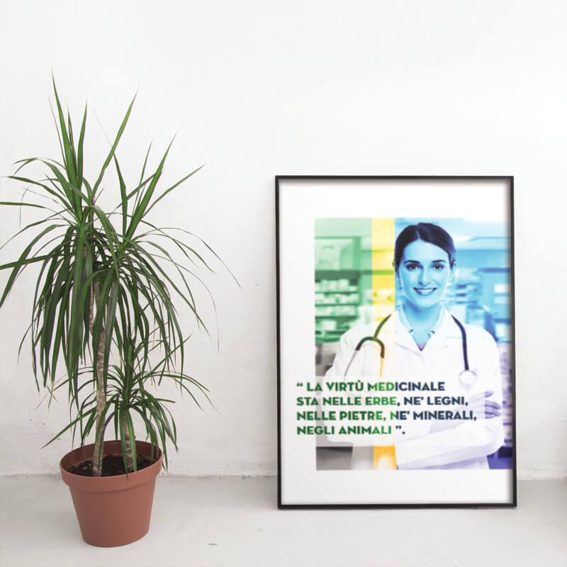 Poster Studio Farmacia Emme - Medici