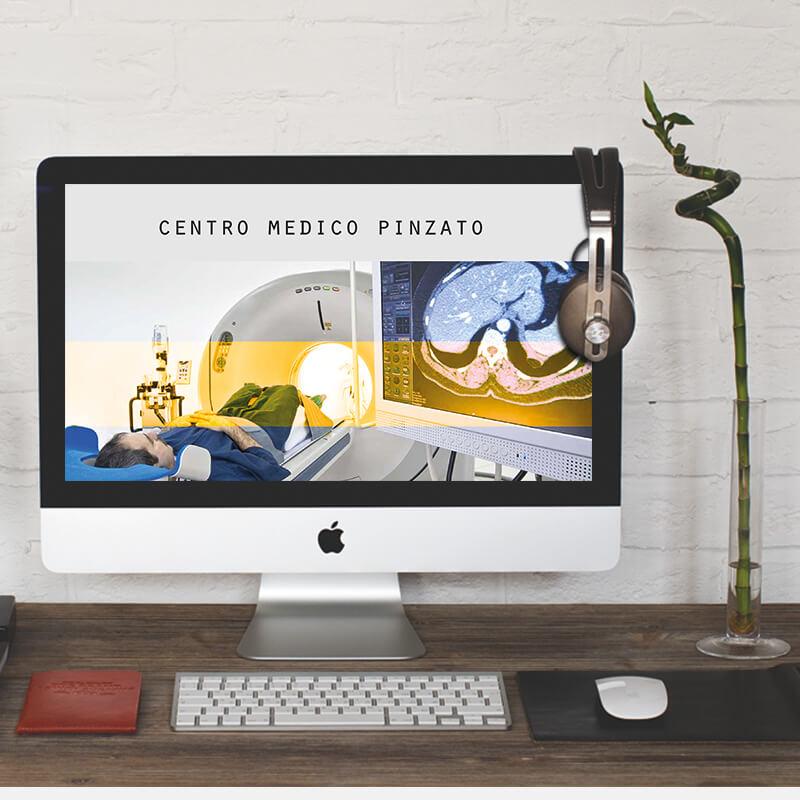 Landing Page Centro Medico Pinzato - Medici